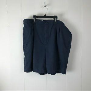Callaway golf mens blue shorts 42